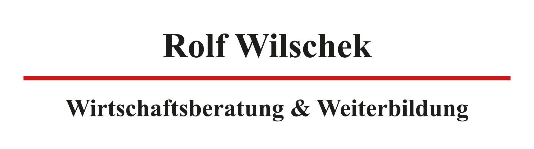 Rolf Wilschek Wirtschaftsberatung & Weiterbildung